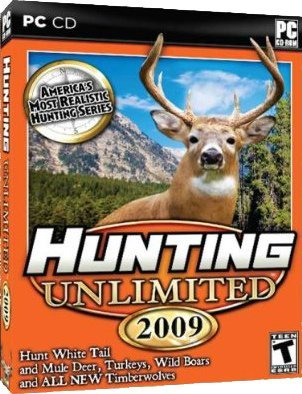 Hunting Unlimited 2009 [Simulation | 2008]