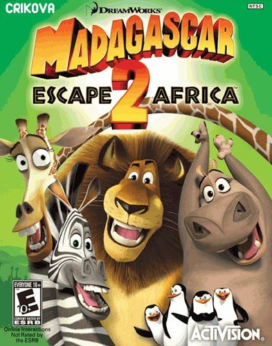 Мадагаскар 2 Побег в Африку | Madagascar 2 Escape to Africa [2009 | Русский]