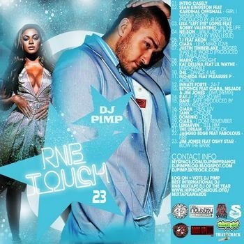Pimp - RnB Touch 23 - 2009, MP3 (tracks), 192 kbps