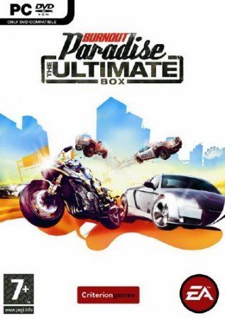 Burnout Paradise: The Ultimate Box (2009/RUS/Multi8)