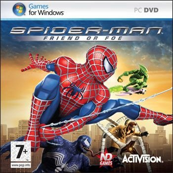 Spider-Man: Friend or Foe [2009 | RUS]