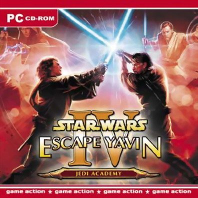 Star Wars - Escape Yavin 4 [2009 | Portable]