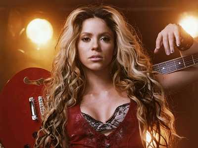 100 Shakira HD Wallpapers 1920 X 1440