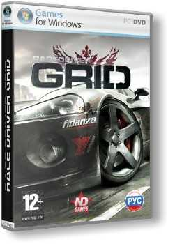 Race Driver GRID (2008) PC  RePack