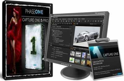 Phase One Capture One Pro 6.1 Build 46044.255 (x86-x64) Rus