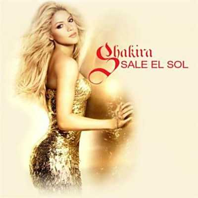 Shakira - Sale El Sol (2010)mp3
