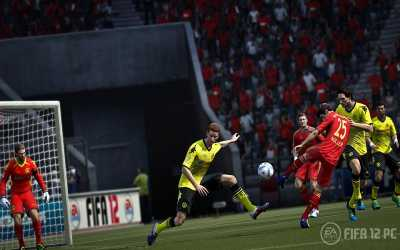 FIFA 12 (2011/RUS/RePack by R.G.UniGamers)