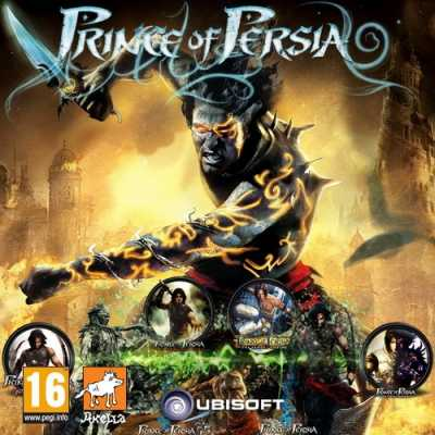 Prince of Persia - Anthology (2003-2010/RUS/ENG/RePack by R.G.Механики)