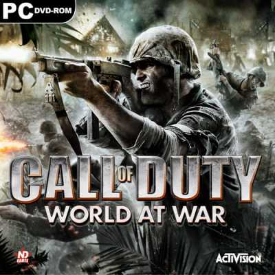 Call of Duty: World At War (2008/RUS/RePack by R.G.Element Arts)